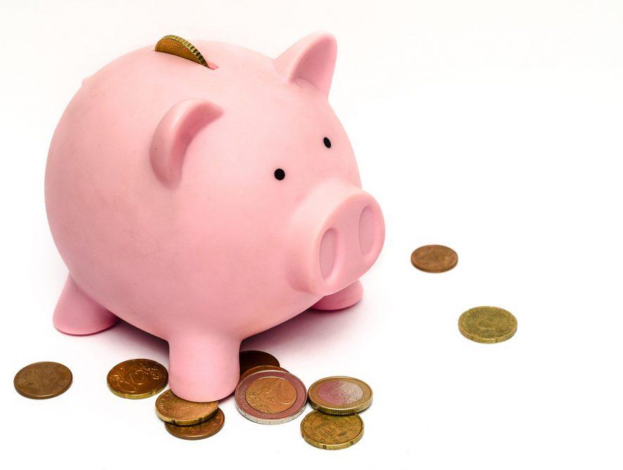 Geldsparen