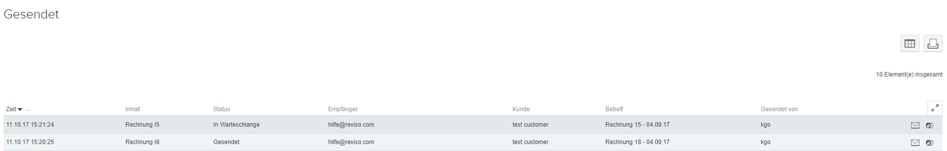 Reviso DE Hilfe - Wie kann ich E-Mails an meine Kunden ...